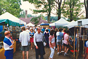 Art in the Park - Blowing Rock