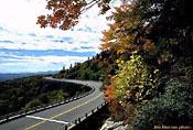 Blue Ridge Parkway - Linville Gorge