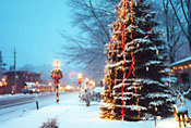 Christmas in Blowing Rock