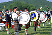 Highland Games at Grandfather Mountain