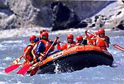 Wahoo's Adventures - River Rafting
