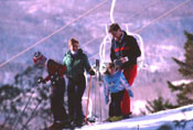 Appalachian Ski Mountain - Skiiing / Snowboarding